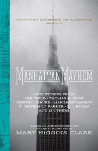 Manhattan Mayhem Anthology Cover