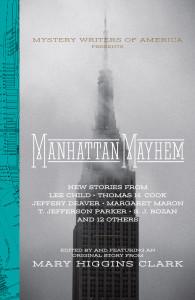 Manhattan Mayhem Anthology Cover