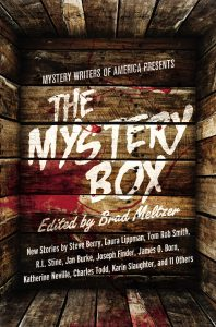 Mystery Box - Cover