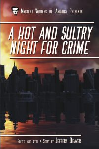 A Hot and Sultry Night for Crime cover